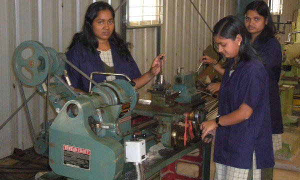 Scitm Mech Work shop